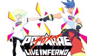 Promare Live Inferno raddoppia