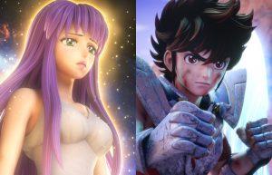 Saint Seiya: I Cavalieri dello Zodiaco, le immagini dei nuovi episodi della prima stagione