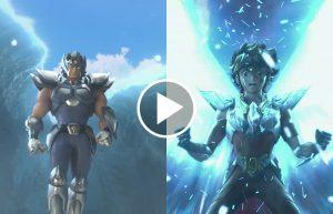 Saint Seiya: I Cavalieri dello Zodiaco, ecco il trailer dei nuovi episodi della prima stagione
