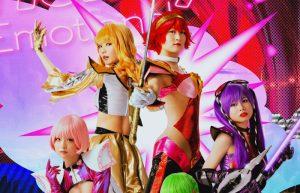Cutie Honey Emotional: il team delle New Generation Honey si mostra nel nuovo poster dello stage play ispirato al franchise di Go Nagai