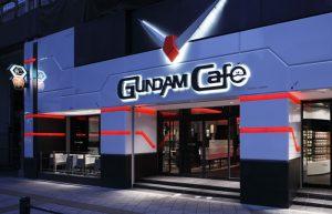 Il Gundam Cafe di Akihabara chiude per lavori