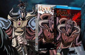 Ken il guerriero – La leggenda di Raoul dominatore del cielo: in DVD e Blu-ray la nuova edizione Anime Factory
