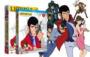 Lupin III: la seconda serie a marzo in DVD e Blu-ray grazie ad Anime Factory