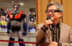 I cameo di Go Nagai e Abelt Dessler nell'inedito lungometraggio cinematografico di Maeda Corporation
