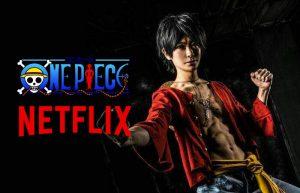 Netflix annuncia la serie live action di One Piece