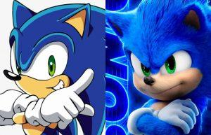 Un nuovo poster promozionale per il film di Sonic the Hedgehog