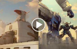 Voltes V Legacy: è online il primo trailer della serie live action di Vultus V