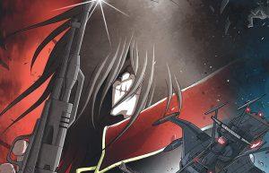 Capitan Harlock: Panini Comics pubblicherà il manga inedito di Jerome Alquie