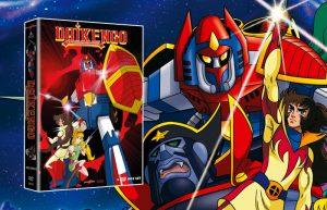 Daikengo – Il guardiano dello spazio: la serie completa torna in DVD nella nuova edizione Anime Factory