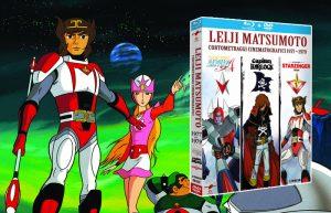 Leiji Matsumoto –Cortometraggi Cinematografici 1977-1979: Yamato Video apre i preordini dell'esclusiva edizione combo DVD + Blu-ray