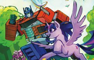 My Little Pony contro Transformers: IDW Publishing pubblicherà il crossover dei due franchise Hasbro