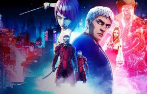 Altered Carbon: Resleeved, trailer e data di uscita della serie sci-fi anime prodotta da Netflix