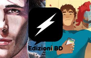 #FumettiAtHome: Edizioni BD e Dentiblù sbarcano su Kindle