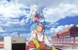 Il nuovo trailer di Listeners rivela la data di uscita della serie anime di JIN e Dai Sato