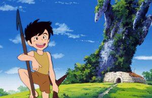 Conan, il ragazzo del futuro in onda sull'emittente nipponica NHK in versione rimasterizzata in digitale
