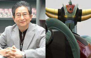 """Go Nagai, il creatore di UFO Robot Goldrake: """"Se dipendesse da me, adatterei tutte le serie storiche alla computer grafica"""""""