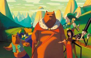 La famosa invasione degli orsi in Sicilia: a maggio in home video il film diretto da Lorenzo Mattotti