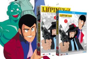 Lupin III – La seconda serie: ad aprile il secondo box DVD e Blu-ray firmato Anime Factory
