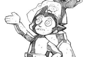 Mike Mignola disegna Astro Boy per un'asta di beneficenza