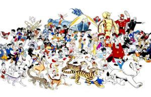 Una stampa in edizione limitata dei personaggi di Osamu Tezuka celebra i 75 anni dal debutto del dio dei manga