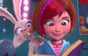 Sadie e Gilbert: magia e amicizia nella serie animata in prima TV su Cartoonito