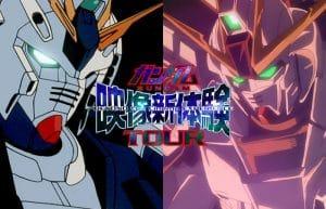 Il contrattacco di Char e Mobile Suit Gundam NT tornano nei cinema giapponesi in 4DX