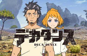 Deca-Dence: al via a luglio la serie anime action sci-fi dello studio NUT