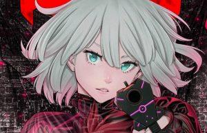 Ex-Arm: Shinya Komi illustra il secondo manifesto promozionale della serie anime