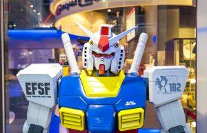 Il Gundam Café di Akihabara riaprirà a luglio (e sarà quattro volte più grande)