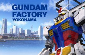 Coronavirus in Giappone: posticipata l'inaugurazione della statua semovente di Gundam RX-78-2 nel molo di Yamashita