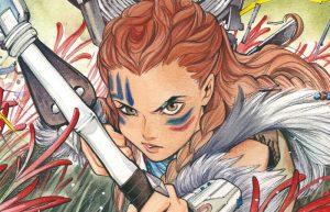 Horizon Zero Dawn: la serie a fumetti di Titan Comics al debutto il 5 agosto in America