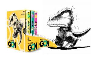 Gon: il ritorno in fumetteria del piccolo e irascibile dinosauro di Masashi Tanaka