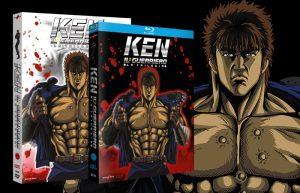 Ken il guerriero – La trilogia: l'uomo dalle sette stelle torna a combattere in DVD e Blu-ray grazie ad Anime Factory