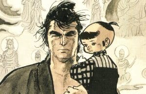 Lone Wolf and Cub: annunciato il ritorno in fumetteria del capolavoro manga di Kazuo Koike e Gōseki Kojima
