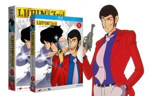 Lupin III – La seconda serie: dal 14 maggio il terzo box DVD e Blu-ray firmato Anime Factory