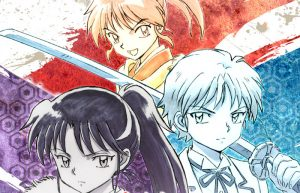 Yashahime: Princess Half-Demon, arriva in Giappone lo spin-off anime di Inuyasha