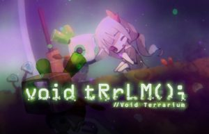Un video di gameplay per Void Terrarium